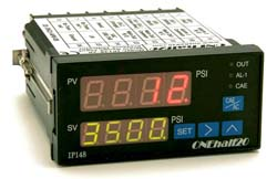 Pressure Indicator, Process Input, IP148, ONEhalf20